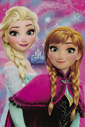 Star Disney Frozen Art CODICE 55884 - Coperta stampata, 100 x 150 cm