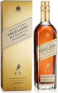 Johnnie Walker Gold Label Reserve Blended Scotch Whisky 40% 1,0l Flasche