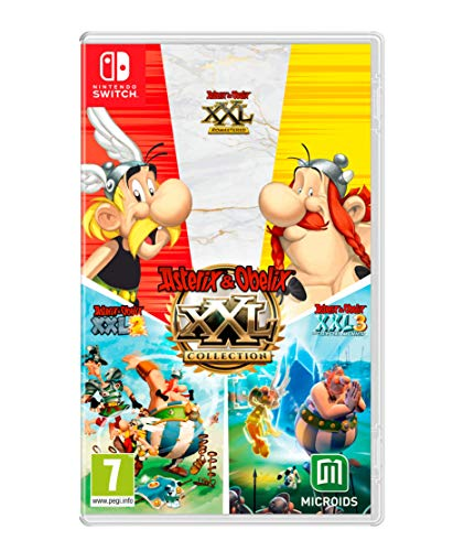 Asterix & Obelix XXL: Collection