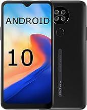 Blackview A80, Android 10, HD+ 6.2 inch, 2GB+16GB+128GB Expandable, 4G Unlocked Smartphones, 13MP Quad Camera, Fingerprint...