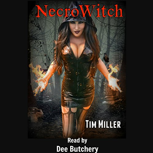NecroWitch audiobook cover art