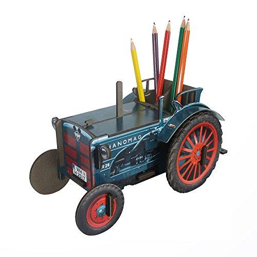 Werkhaus Stiftebox Traktor Hanomag, 325 g
