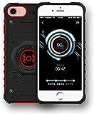 Fey-EU Funda Batería iPhone 8/7/6/6S 3100mAh Funda Cargador Portatil Batería Externa Recargable Carcasa Batería para iPhone 8/7/6/6S [4.7 Pulgadas]