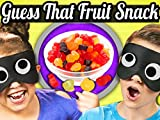 Kids Vs. Guess That Fruit Snack