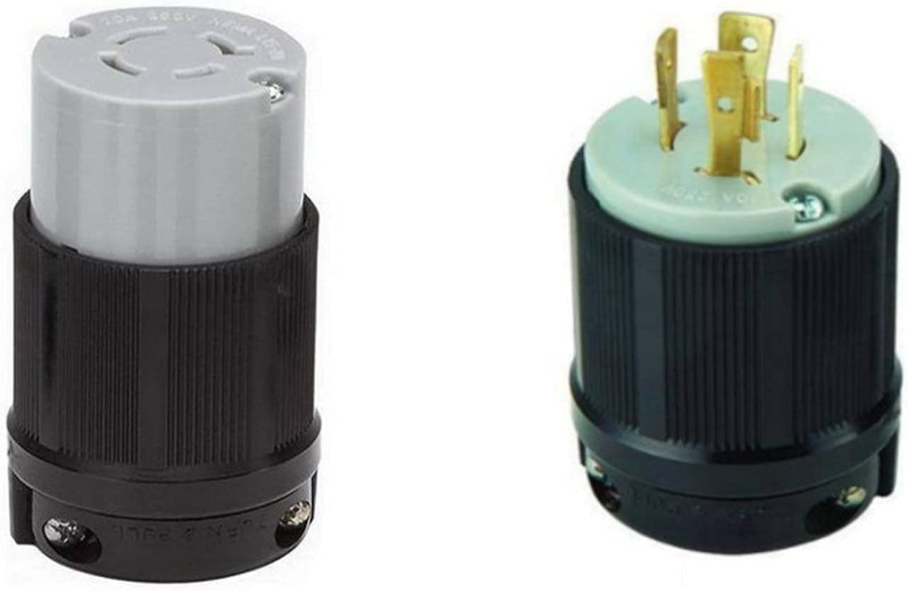 NEMA L15-20 Bombing new work Many popular brands Plug Connector For Generator Assembly L15-20P Cord L
