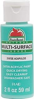 Apple Barrel Multi Surface Acrylic Paint, 2 oz, Acapulco 2 Fl Oz