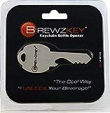 Brewzkey Bottle Opener, Stainless Steel by Brewzkey