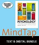 Bundle: Psychology: Themes & Variations, Loose-leaf Version, 10th + MindTap Psychology, 1 term (6 months) Printed Access Card