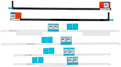LCD Display Screen Adhesive Strips Tape Repair kit for iMac A1418 21.5