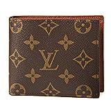 ルイヴィトン(Louis Vuitton) モノグラム MONOGRAM M62288 2つ折り財布 ブラウン 茶[並行輸入品]