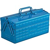 Trusco ST-350-B 2-Level Toolbox...