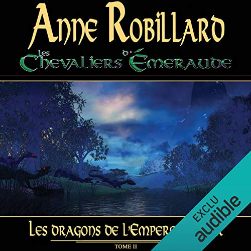Les Chevaliers d'Émeraude - Tome 2 cover art