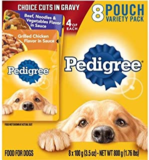 Pedigree Choice Variety Grilled Chicken