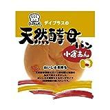 デイプラス 天然酵母パン小倉あん 1個×12個