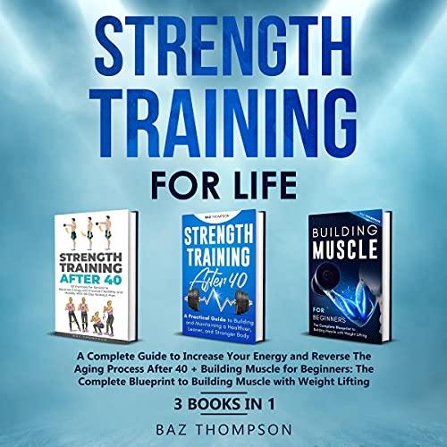 Strength Training for Life cover art