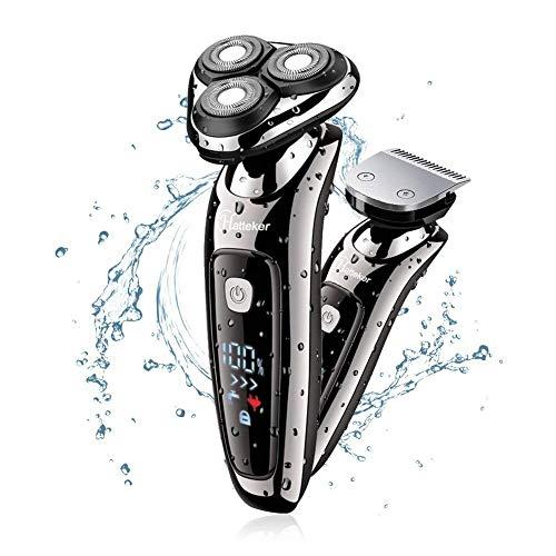 Hatteker Men's Rotary Electric Shaver