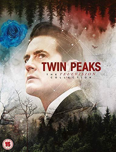 Twin Peaks 1-3 Boxset [DVD] [2019]