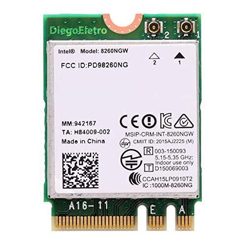 Intel Dual Band Wireless-8260