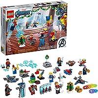 LEGO Marvel The Avengers Advent Calendar 76196 Building Kit (298 Pieces)