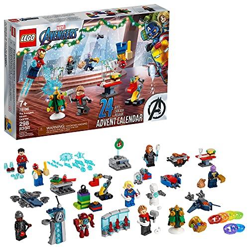 LEGO Marvel The Avengers Advent Calendar 76196...