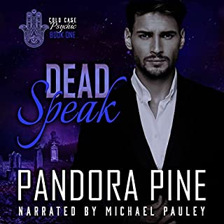 Dead Speak audiobook cover art
