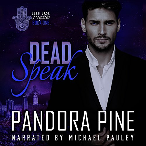 Dead Speak audiobook cover art