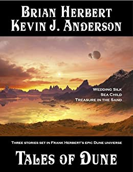 Tales of Dune by [Brian Herbert, Kevin J. Anderson]