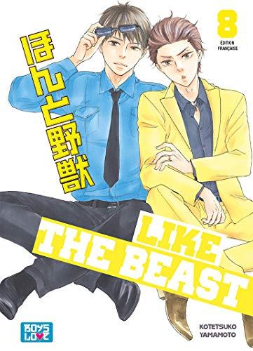 Like The Beast - Tome 08 - Livre (Manga) - Yaoi