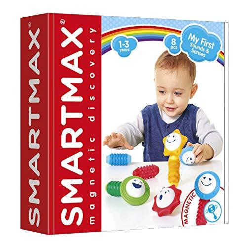 SMARTMAX SMX224 Juguete de construcción, Multicolor, 24 x 6 x 24cm