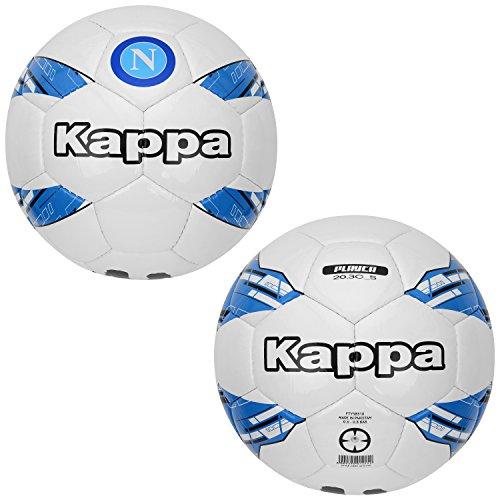 SSC Napoli Pallone Player Unisex – Adulto, Bianco-Azzurro-Blu, 5