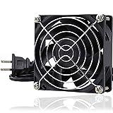 GDSTIME EC Cooling Fan 80mm x 80mm x 25mm AC 110V 115V 120V 220V 240V