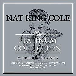 75 Greatest Hits of Nat King Cole (3 CD Boxset)
