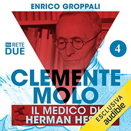 Clemente Molo: Il medico di Hermann Hesse 4 cover art