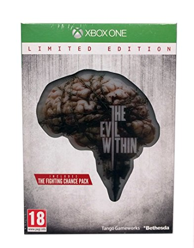 The Evil Within -- Limited Edition (Microsoft Xbox One, 2014)