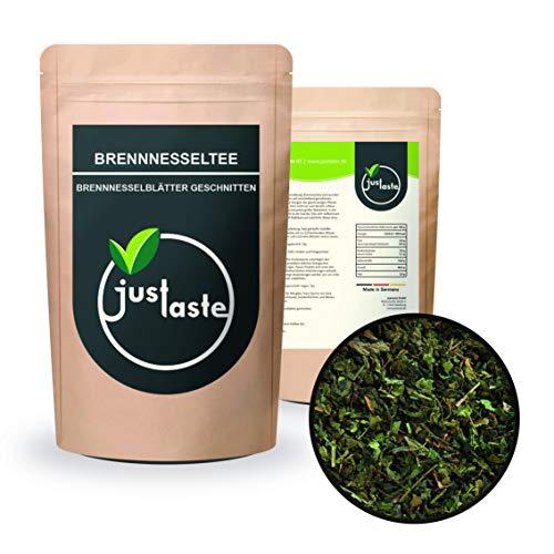 1 kg Brennnesselblätter geschnitten / Brennesseltee | Brennessel | schonend getrocknet | justaste | Kräutertee Tee