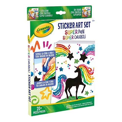 Crayola Recarga Ceraboli, Multicolor (Binney & Smith Italy 04-0493) , Modelos/colores Surtidos, 1 Unidad