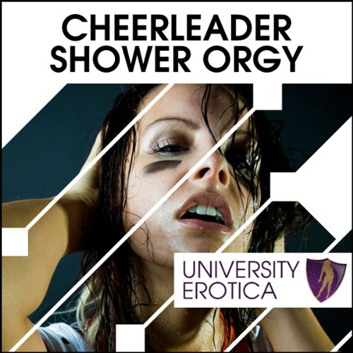 Cheerleader Shower Orgy cover art