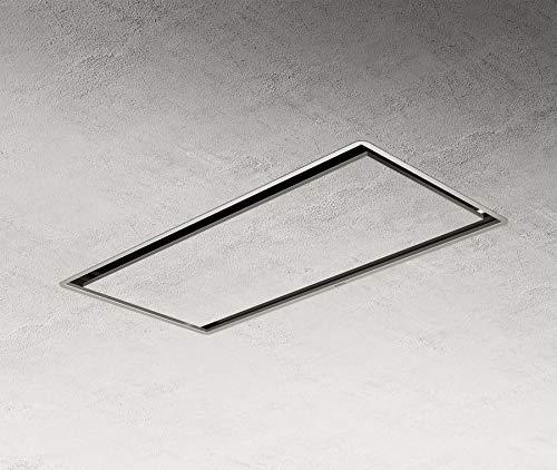 Elica ILLUSION H30 PAINT/A/100 - Cappa da cucina aspirante, installazione a soffitto, da 100 cm