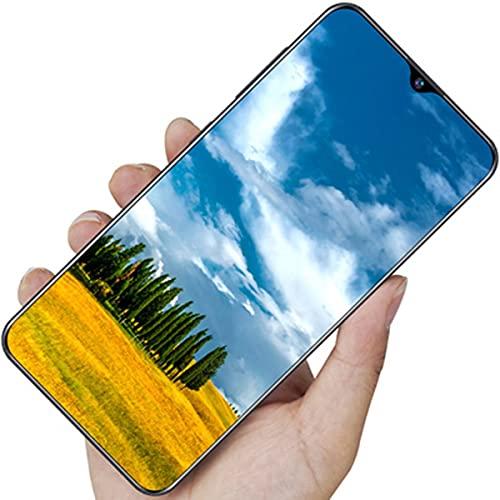 NZQLJT Nuevo teléfono Inteligente, teléfono Celular 6.7in 1 2GB + 512GB Doble SIMULACIÓN Tarjeta Andriod Alta definición Completa Ultra Delgada, desbloqueada. HD Teléfono móvil de cámara