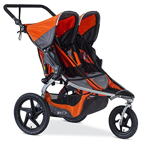 BOB Revolution Flex Duallie 2.0 Jogging Stroller - Up to 100 pounds -...