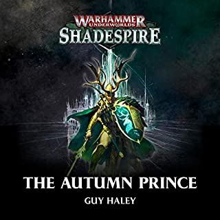 The Autumn Prince cover art