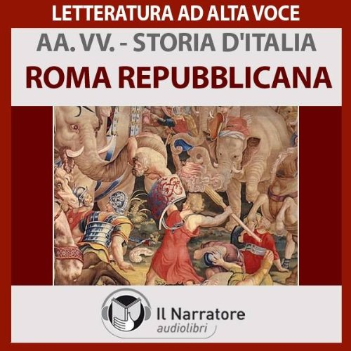 Roma repubblicana cover art