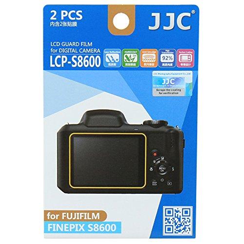 JJC LCD Protector de Pantalla para Fujifilm S8600
