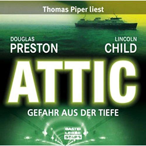 Attic - Gefahr aus der Tiefe (Gekürzt) Titelbild