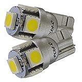 ピカキュウ LED T10 5連 ペールイエロー ポジション 20283