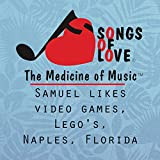 Samuel Likes Video Games, Lego's, Naples, Florida