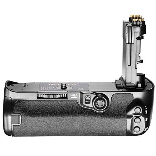 Neewer Batterie Griff Ersatzgriff für Canon BG-E20, Hohe Intensität Dichtung Multi-Knopf Bedienung Griff Kompatibel mit LP-E6 LP-E6N Batterien, geeignet für Canon EOS 5D Mark IV DSLR Kameragehäuse