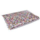 Lachen und Konfetti 6cot039Confetti Beutel Mehrfarbig 1kg