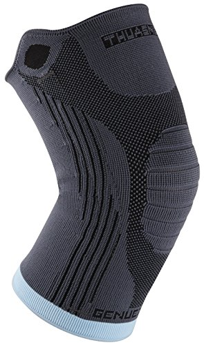 proprioceptive (Class 3) Genuaction Knee Compression Knee Support from 42to 45cm by Thuasne