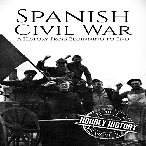Spanish Civil War cover art